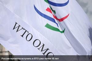 Россия может вступить в ВТО еще до конца этого года.