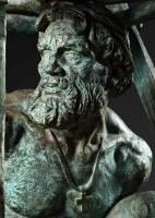 Емельян Пугачев. Скульптура Ивана Коржева.