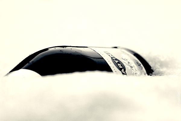 Мартини на снегу. Фото: rusoldat.ru, 2010 год.