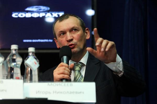 Начальник отдела по связям с общественностью «Россотрудничества» Игорь Николаевич Моисеев.