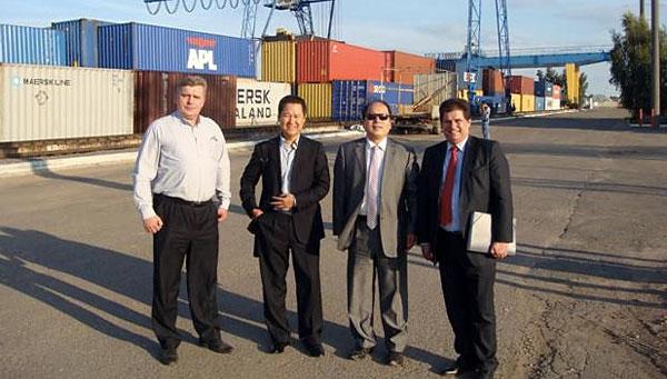 ЗАО «Совмортранс» становится Агентом Группы компаний COSCO.