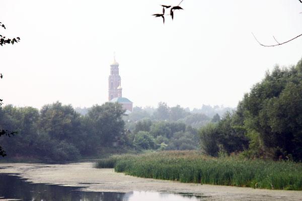 Болхов, 2010 год.