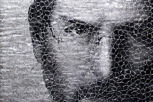 На Дэвида Датуну подали иск за этот портрет Стива Джобса.