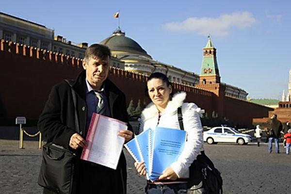 Президенту России передали обращение матерей Балтийска.
