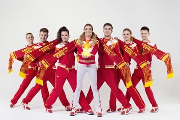 На песню «Олимпийский танец» снят видеоклип, сценаристом и режиссером которого выступил Евгений Камнев.
