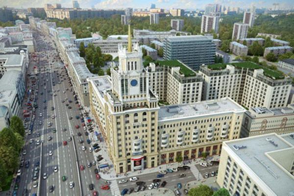 «Галс-Девелопмент» инвестирует 4,5 млрд руб. в строительство ЖК «Сады Пекина».